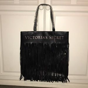 Victoria's Secret Fringe Tote